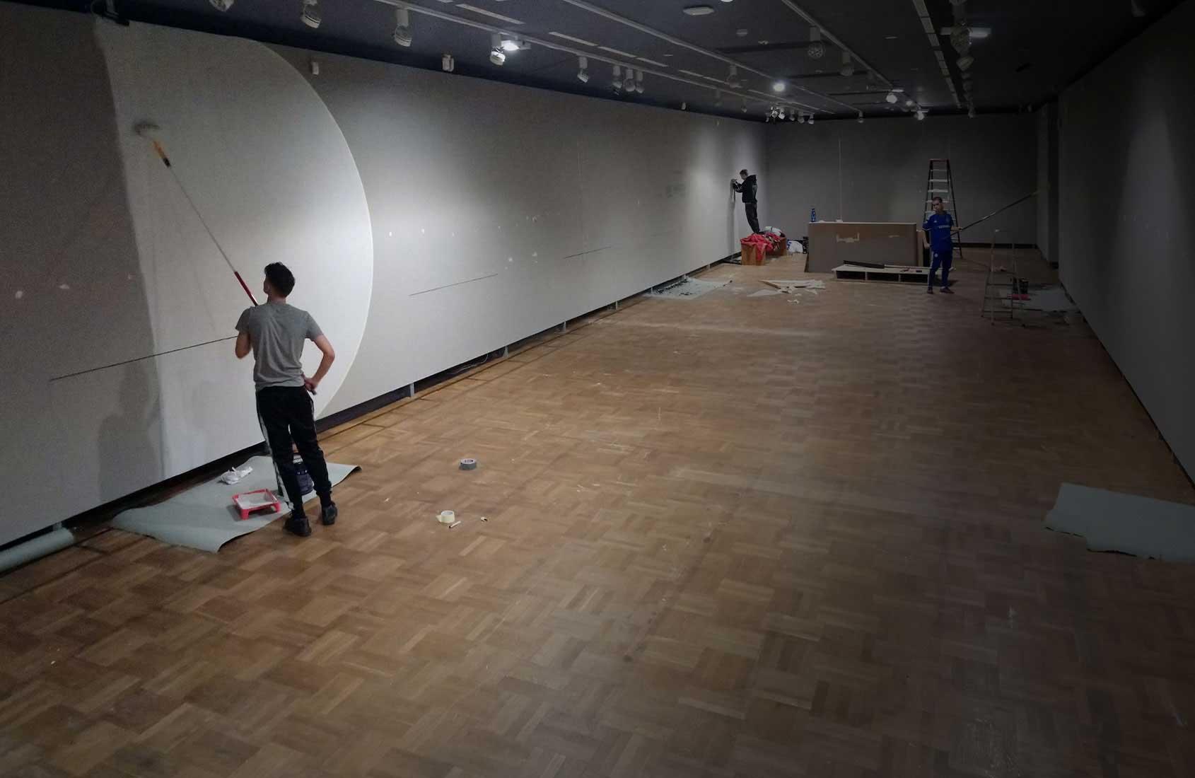 Muzeum Narodowe w Warszawie Malowanie IDEAMO