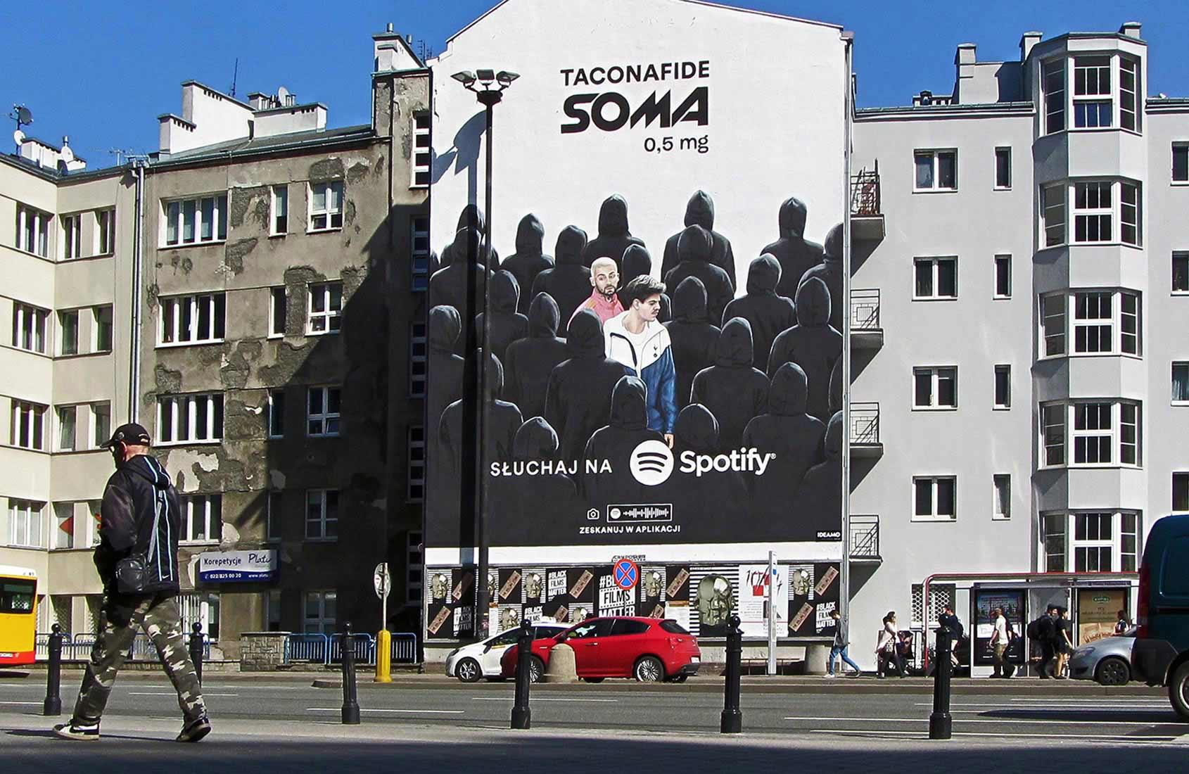 TACONAFIDE-mural-Politechnika-Spotify-IDEAMO
