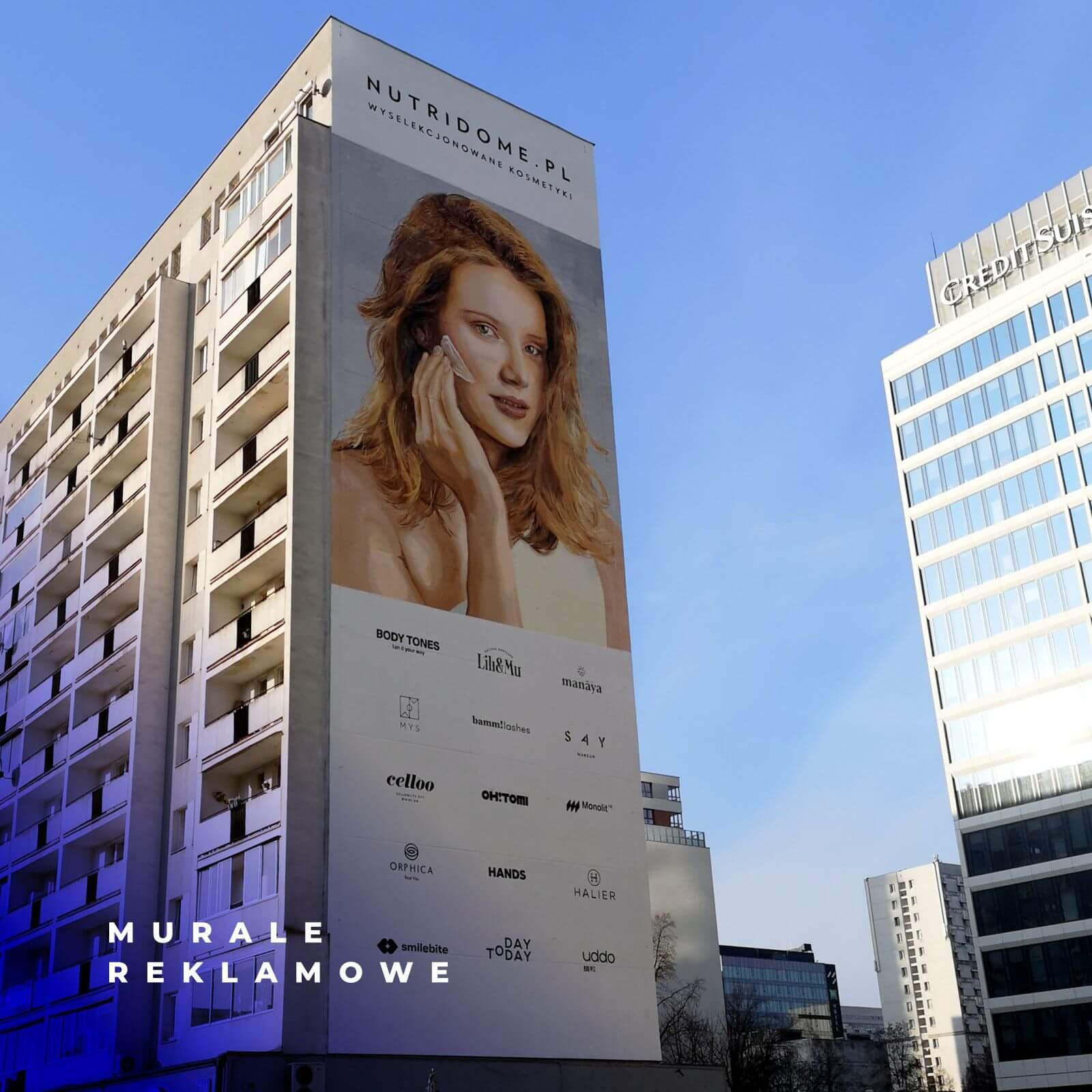 murale reklamowe